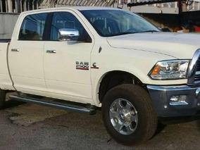 Dodge Ram Branco/bege 18/18 Cd Diesel 1 Unidade