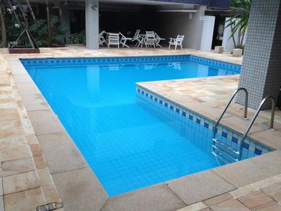 Apartamento A Venda No Bairro Enseada Em Guarujá - Sp. - 947-1
