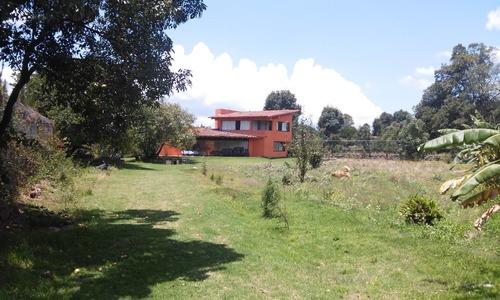 Rancho En Pipioltepec Con 35822m² De Terreno