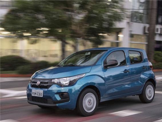 Fiat Mobi Easy 1.0 8v 2020. 6 Años De Cuota Fija