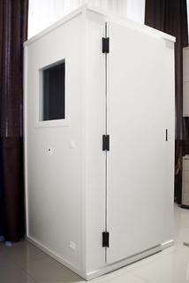 Cabine Audiométrica - Acústica 0,90x0,90x1,60 Modelo-baby