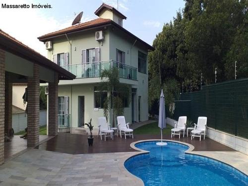 Imagem 1 de 19 de Chácara - A Venda - Itatiba - Condomínio - Ch00066 - 69663597