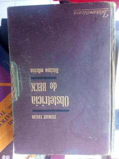 Obstetricia De Beck, Decima Edicion, Stewart Taylor.