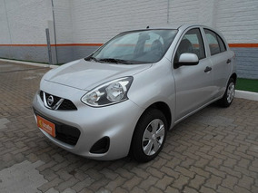 Nissan March 1.0 S 12v Flex 4p Manual