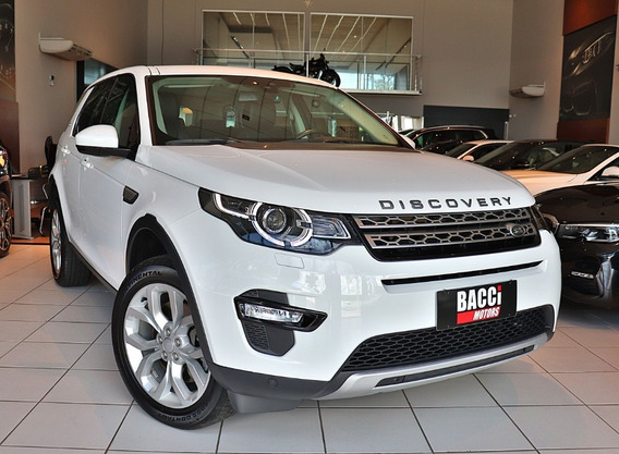 Land Rover Discovery Sport - 2017/2018