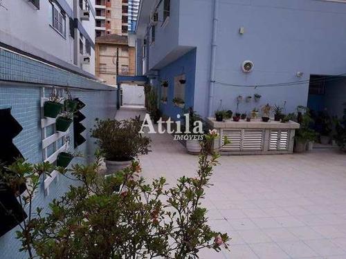 Sobrado Com 4 Dorms, Aparecida, Santos - R$ 1.6 Mi, Cod: 2079 - V2079