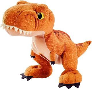 Jurassic World T Rex Peluche Se Transforma En Huevo