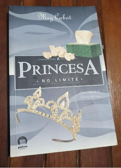 Livro A Princesa No Limite - Meg Cabot