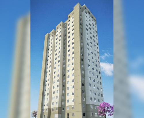 Imagem 1 de 9 de Apartamento À Venda No Bairro Vila Curuçá - São Paulo/sp - O-17652-28892