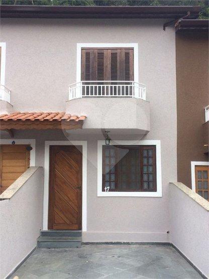 Sobrado 2 Dormitórios Em Condomínio Fechado No Horto Florestal - 267-im504908