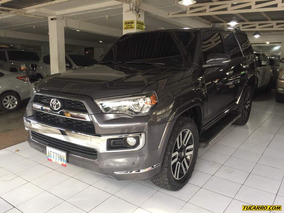 Blindados Toyota Limited 4x4