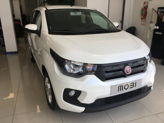 Fiat Mobi Easy 1.0 2018 0km Blanco 5 Puertas 2019