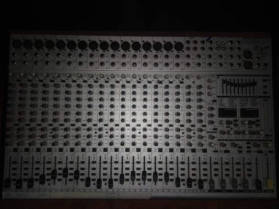 Mesa Beringher Eurodesk Sl2442 Fx Pro
