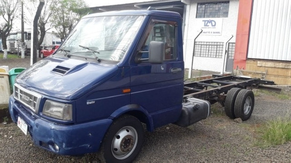 Iveco Daily 49/12 2005 Repasse 32.000,00