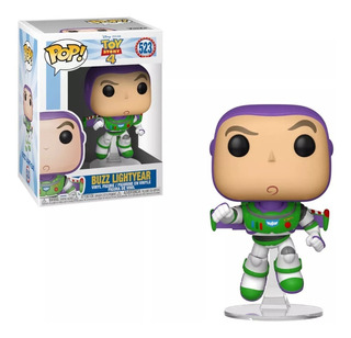 Funko Pop Toy Story 4 Buzz Lightyear #523 Muñeco Original