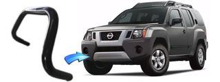 Parachoque De Impulsão Preto Nissan X-terra Ano 2003 A 2007