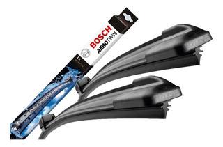 Par De Palheta Limpador Para-brisa Original Bosch Aerotwin