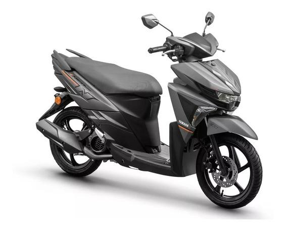 Yamaha Neo 125 2018 2019 Cinza Automática Partida Elétrica