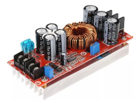 Conversor Boost Step Up Dc Dc 1200w 20a