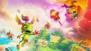 Yooka Laylee And The Impossible Lair Pc Español