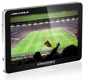 Gps Automotivo 4.3 Com Tv Digital Discovery Alerta Radar 3d