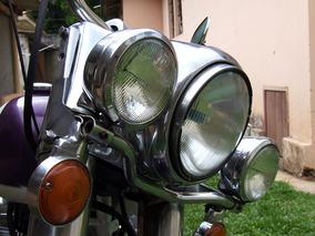 Harley Davidson Shovel Head 1975
