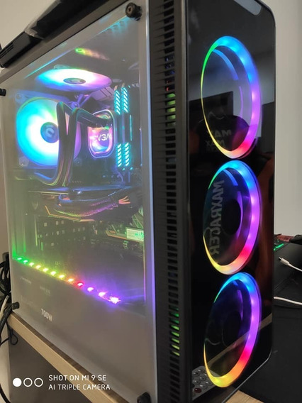 Pc Gamer I7 Rtx2060 Aceito Note Gamer