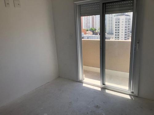 Apartamento Com 2 Dormitórios À Venda, 63 M² Por R$ 440.000 - Centro - Santo André/sp - Ap6056