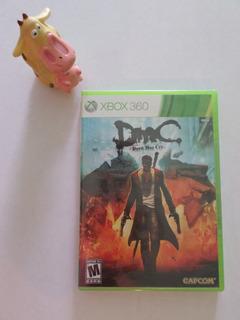 Dmc Devil May Cry Xbox 360 Garantizado