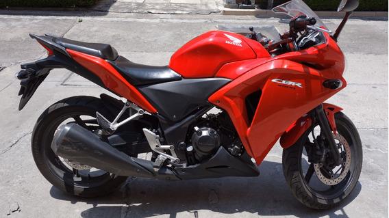 Honda Cbr 250r 25,000km, Llanta Trasera Nueva, Cadena Nueva