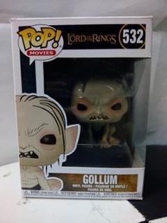 Figura Funko Pop! # 532 Gollum El Señor De Los Anillos