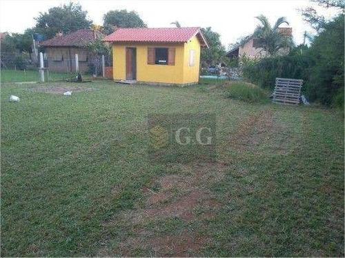 Imagem 1 de 7 de Sítio Com 1 Dormitório À Venda, 430 M² Por R$ 118.000,00 - Águas Claras - Viamão/rs - Si0097
