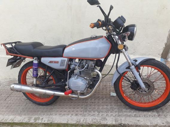 Moto Akt 125 Sl