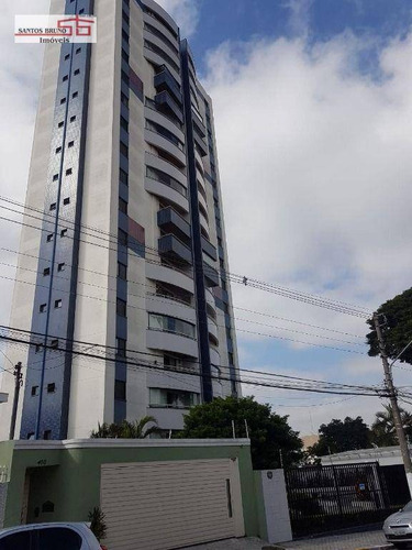 Imagem 1 de 27 de Apartamento Com 3 Dormitórios À Venda, 101 M² Por R$ 790.000,00 - Freguesia Do Ó - São Paulo/sp - Ap4196