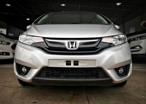 Honda Fit 1.5 Ex Flex Aut. Prata 2016/16