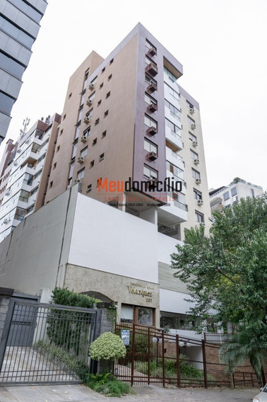 Apartamento A Venda No Bairro Petrópolis Em Porto Alegre - - 16162md-1