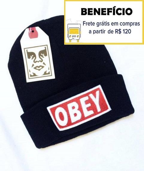 Touca/gorro Obey Importada A Pronta Entrega