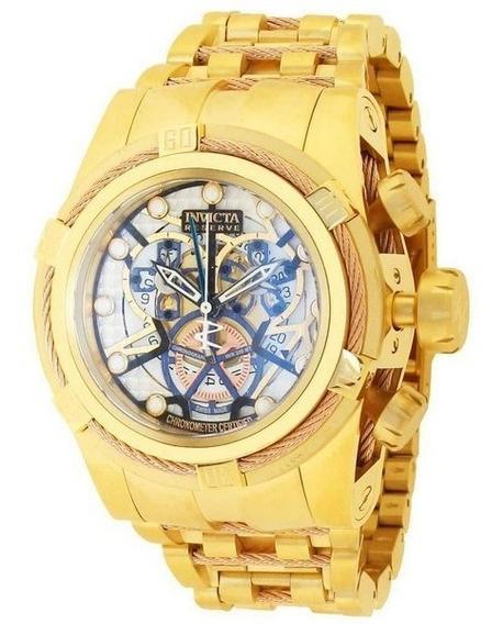 Relógio Invicta 13757 Bolt Zeus Original Na Caixa Novo