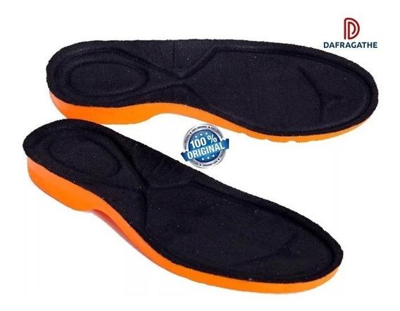 Palmilha Gel Anti-impacto-tênis-sapatenis-botas-coturnos