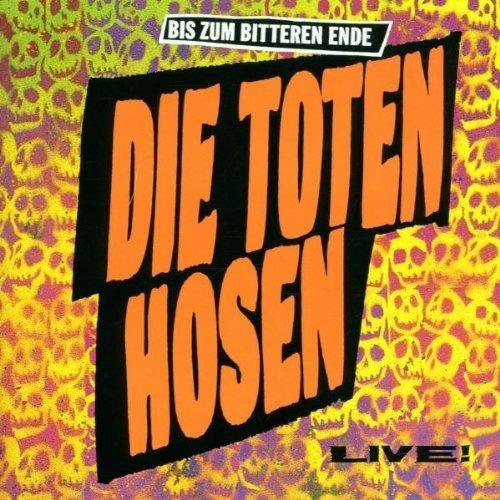 Cd Die Toten Hosen Bis Zum Bitteren Ende Live Open Music V-