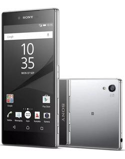 Smartphone Sony Xperia Z5 Premium E6853 32gb Novo Vitrine