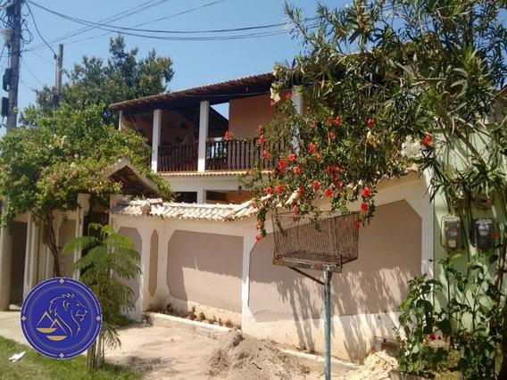 Casa Com 6 Suítes Piscina, Banheiro Externo E Área Gourmet Em Saquarema - Ca00372 - 33806175