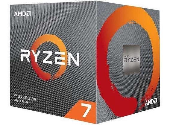 Processador Amd Ryzen 7 3700x 3ª Geração Envio Imediato
