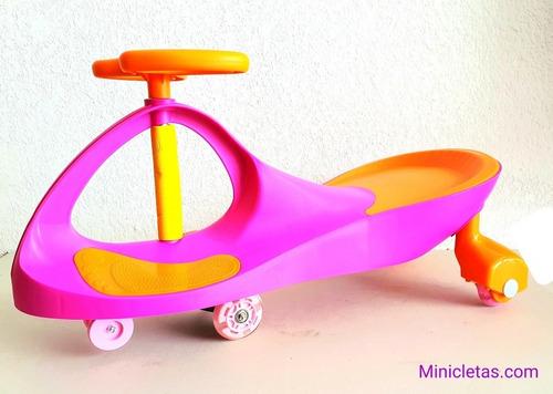 Carrito Montable Swingcar Plasmacar Gogó - Divertidísimo!