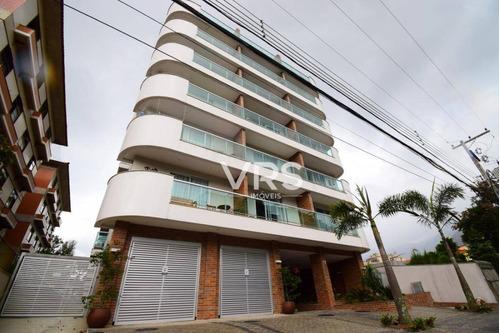 Imagem 1 de 30 de Apartamento Com 1 Dormitório À Venda, 53 M² Por R$ 450.000,00 - Alto - Teresópolis/rj - Ap0416