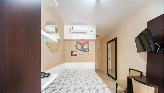 Flat Para Aluguel, 1 Quarto, 1 Vaga, Santa Paula - São Caetano Do Sul/sp - 82837
