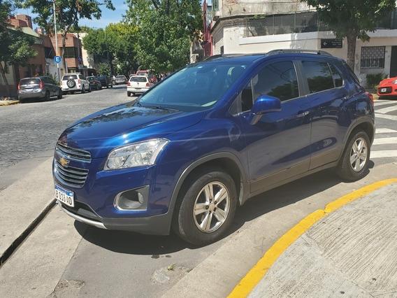 Chevrolet Tracker Fwd Ltz 2017 23mil Al Dia Radicada Cap Fed