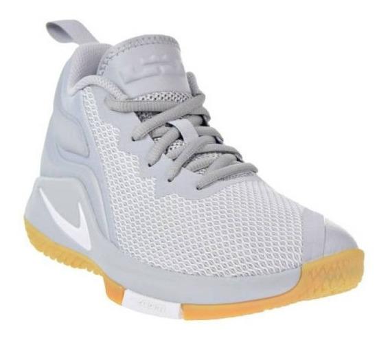 Tenis Nike Lebron Witness Ii Gs Originales Nuevos En Caja!!