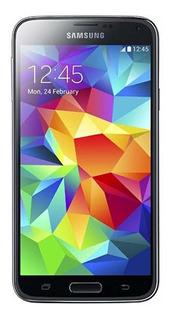 Samsung Galaxy S5 Dual SIM 16 GB Preto-carvão 2 GB RAM