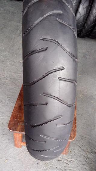 Pneu Diant 120/70/19 Michelin Anakee 3 Usado Bom Bmw Gs1200